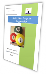 Sint Surprise Stappenplan