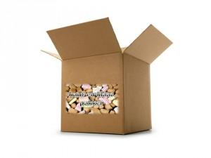pakket met alle benodigdheden voor een surprise