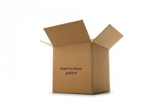 doos met alle benodigdheden voor een surprise
