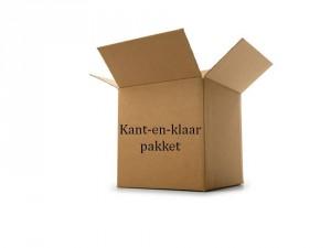 doos met alle benodigdheden voor een sinterklaas surprise